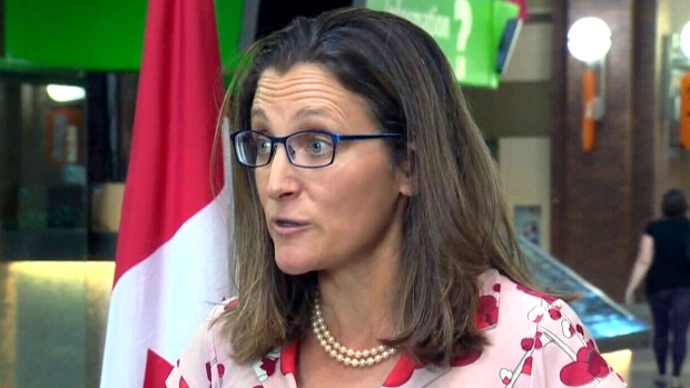 Canada FM urges US, North Korea to step back