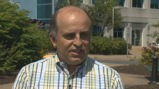 Taso Koutroulakis, manager of HRM Traffic Management, says the latest crosswalk statistics mirror other big cities.