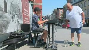 CTV Montreal: Piano prodigy