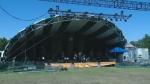 Concert storms