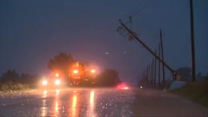 storm tornado Hawkesville Ament Line