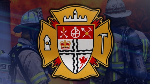 Condo occupant treated for smoke inhalation following overnight fire