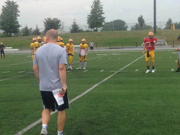 Lancers Football Training Camp