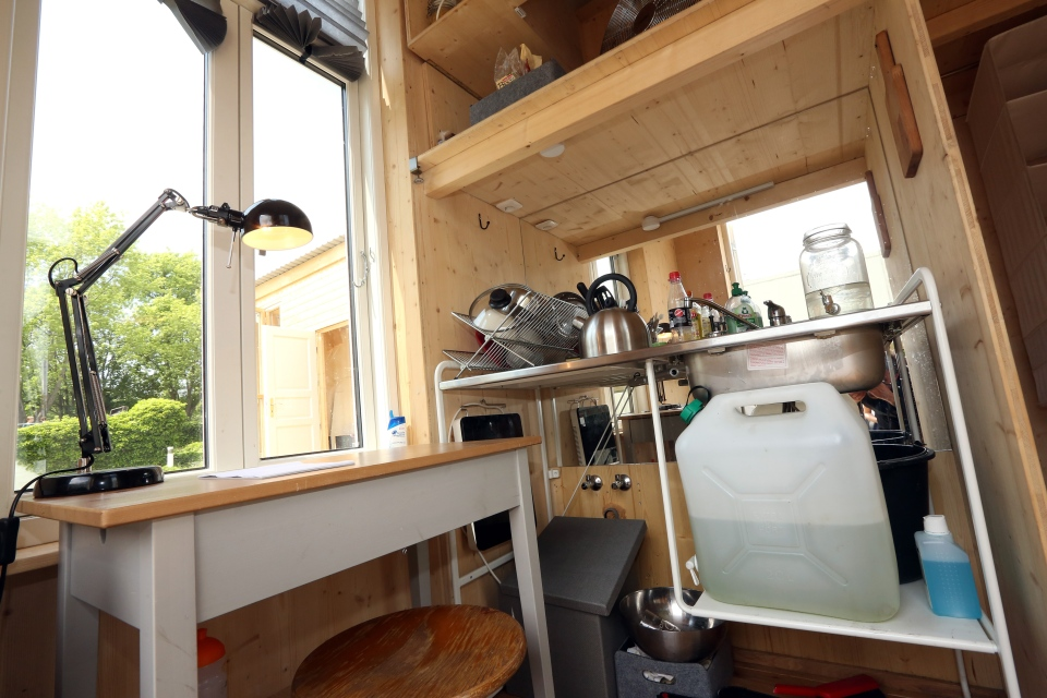 architects refugees team up on tiny houses in berlin lifestyle from ctv news. Black Bedroom Furniture Sets. Home Design Ideas