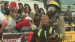 CTV Atlantic: Firefighters compete in Fredericton