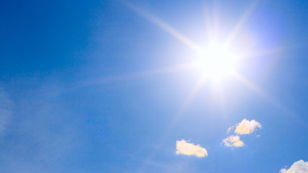 Alberta researchers have found that sunlight tends to make fat cells in our skin shrink (File image)
