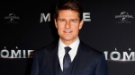 """In this Tuesday, May 30, 2017, file photo, Tom Cruise poses during a photocall for the French premiere of """"The Mummy"""" in Paris, France.  (AP Photo/Francois Mori, File)"""
