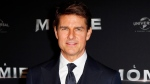 "In this Tuesday, May 30, 2017, file photo, Tom Cruise poses during a photocall for the French premiere of ""The Mummy"" in Paris, France. (AP Photo/Francois Mori, File)"