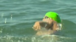 Deaf woman aims to swim Lake Ontario to Toronto