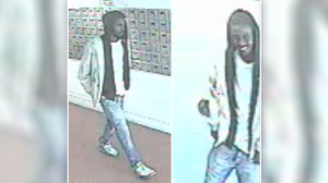 """Suspect is described as a black man, between 18 and 30 years old standing at 5'10"""" with a slim build. (Ottawa Police)"""