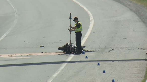 Gatineau man killed in motorcycle crash