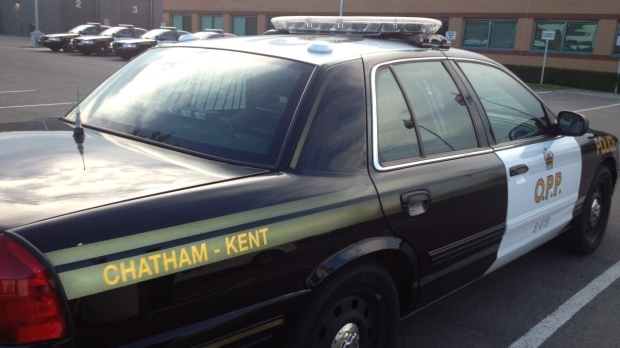 Chatham-Kent OPP have charged a Windsor man with speeding on Highway 401.