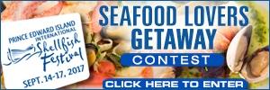 Seafood Lovers Getaway