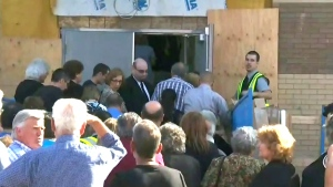 CTV Montreal: Rebuilt church opens