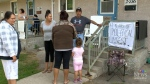 Manitoba families facing eviction