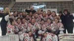 Warner Girls Hockey School Makes Comeback
