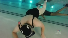 Diving deep into underwater hockey