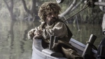Peter Dinklage appears in a scene from 'Game of Thrones.' (Helen Sloan/HBO via AP)