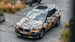 The new BMW X2 from above (BMW)
