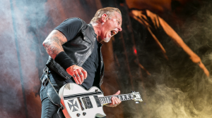 The heavy metal legends, fronted by James Hetfield, played to tens of thousands of fans at Vancouver's BC Place Stadium on August 14, 2017. Avenged Sevenfold opened the show. (Kenny Tai photography)