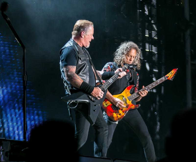 Metallica Tour Vancouver