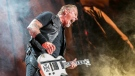 Metallica rocks out in Vancouver