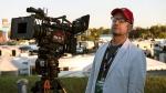 "This image released by Bleecker Street shows director Steven Soderbergh on the set of his film ""Logan Lucky."" (Claudette Barius/Fingerprint Releasing/Bleecker Street via AP)"