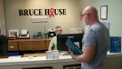 Bruce House says Transition House closes Sept. 1.
