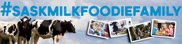 SaskMilk Foodie Family
