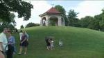 Macdonald Gardens: Heritage site