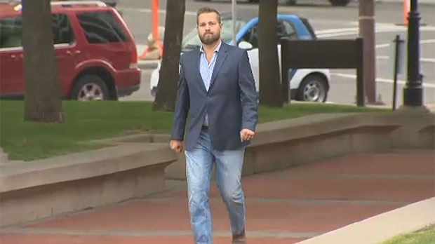 Derek Fildebrandt apologized for double dipping on government funding to pay for meals. (File photo)