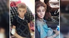 Yazidi boy