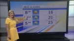 CTV Morning Live Weather Aug 16
