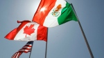 LIVE1: NAFTA news conference in Washington