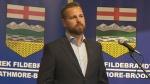 Fildebrandt resigns from caucus