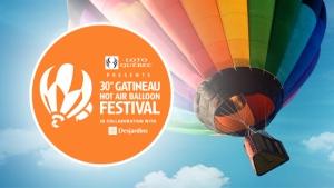 Gatineau Hot Air Balloon Festival 2017
