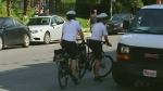 montreal police cadets