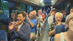 Extended: On board the Folklorama VIP Mystery Tour