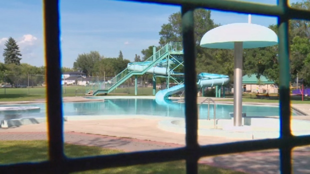 Lathey Pool Shut Down For Season City Says Heavy Rain Damaged Pumps Ctv Saskatoon News