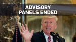 White House advisory panels disband