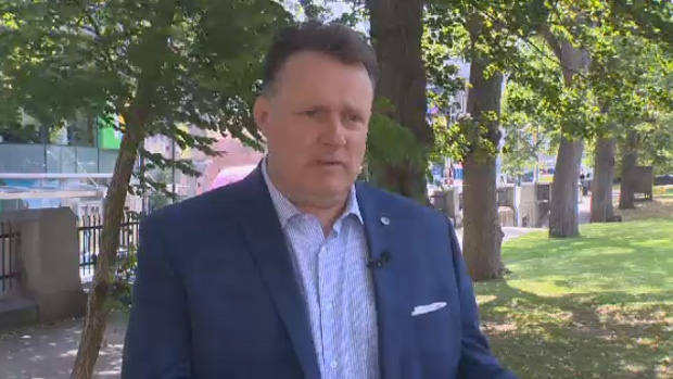 Halifax Mayor Mike Savage believes the decision over whether the Cornwallis statue will be removed will be made this year.