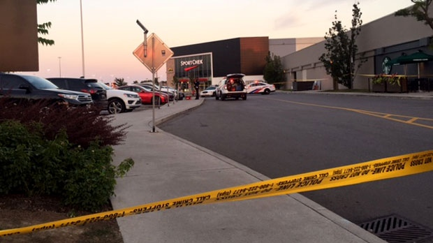 2 suspects wanted in Sherway Gardens shooting