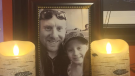 While Peter Short was saying goodbye to his daughter Kira at Canuck Place, a thief was stealing paintings and mementos from his SUV in the parking lot. (Facebook)