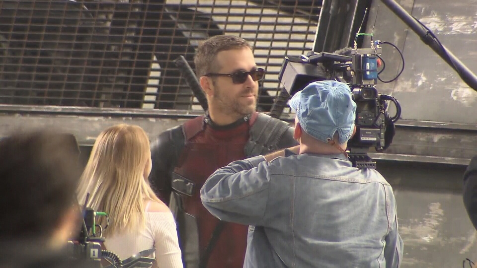 Filming Resumes On Deadpool 2 Set Following Fatal Accident Ctv News