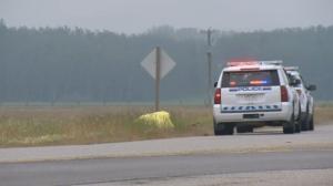 Highway 22 crime scene - Afowerk homicide