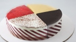 One of the recalled mousse cakes is seen in this undated image. (CFIA)