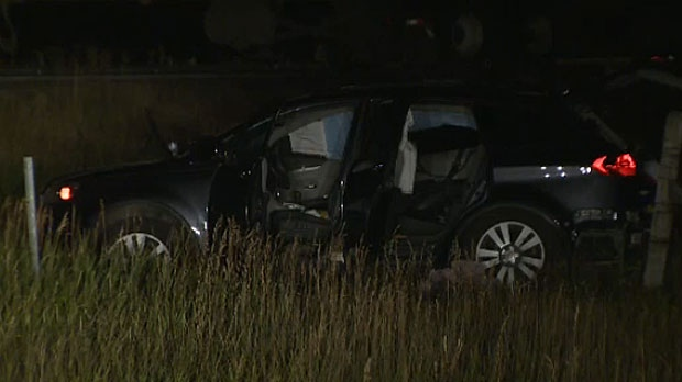 Hanna Alberta Car Accident