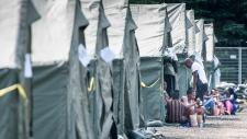Asylum seekers in Quebec