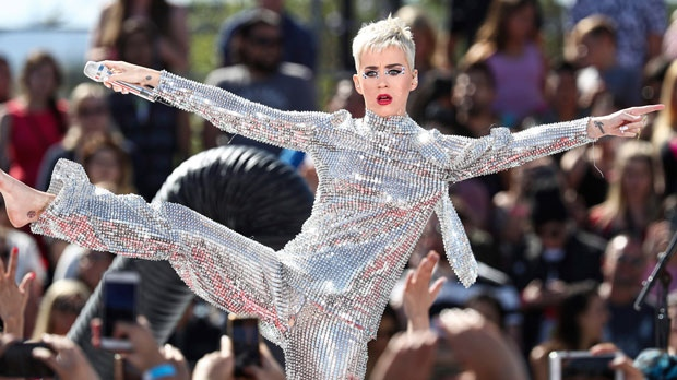 Katy Perry apologizes for tour postponement, blames 'production delays'