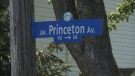 Princeton Ave. is located between Broadview and Churchill avenues in Ottawa, Ont.
